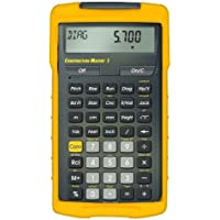 Calculated Industries 4050 Construction Master 5 Construction Calculator by Calculated Industries