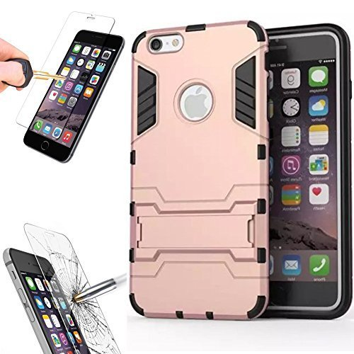 iphone-6s-6-protective-case-with-tempered-glass-screen-protector-kick-stand-bumper-cover-and-glass-f