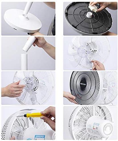 DS- Ventilador de Suelo Ventilador de Piso, Ventilador residencial ...