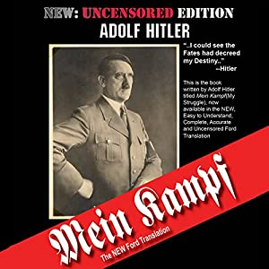 Mein Kampf: The Ford Translation Audiobook