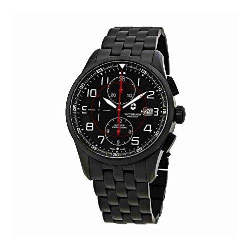 Victorinox Swiss Army Airboss Chronograph Automatic Mens Watch 241741