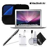 Apple 11.6' MacBook Air MJVM2LL/A 128GB SSD, Airpod and More Bundle