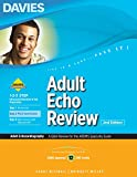 img - for Adult Echo Review, 2nd edition book / textbook / text book