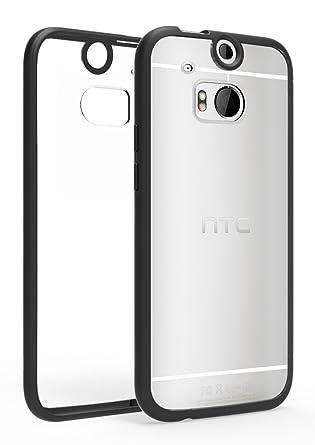 Amazon.com: Exact HTC One M8 caso [Serie PRISM] – Slim-Fit ...