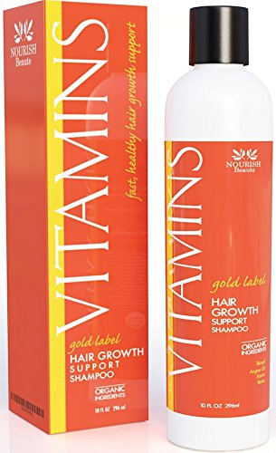 PREMIUM Anti Hair Loss Shampoo with Biotin for Maximum Hair Growth Support – Alopecia Treatment For Thinning Hair in Men and Women - Natural, Organic Ingredients –100% GUARANTEED