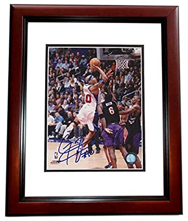 Corey Maggette Signed - Autographed Los Angeles Clippers 8x10 inch ...