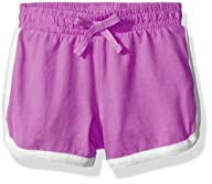 The Children's Place Baby and Girls' Solid Dolphin Short