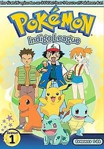Pokémon: Indigo League - Season One, Part 1