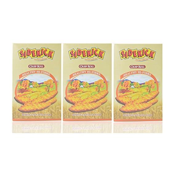 SideKick Crisp Roll - Healthy Hi-Fibre (Pack Of 3)