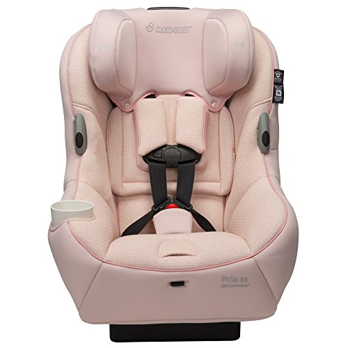 Maxi-Cosi Pria 85 Convertible Car Seat, Pink Sweater Knit