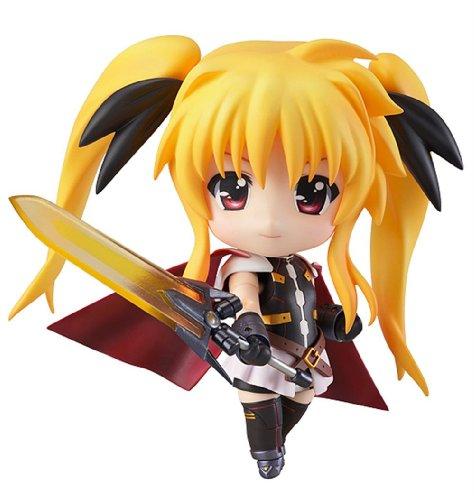 Good Smile Company - Magical Girl Lyrical Nanoha figurine Nendoroid Fate Testarossa B