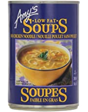 Amy'S Kitchen Organic No Chicken Noodle Soup, 398 ml