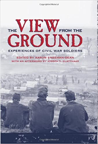 The View from the Ground: Experiences of Civil War Soldiers (New Directions In Southern History)