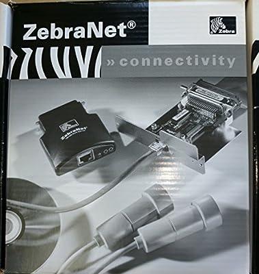 Zebra 10/100 Print Server