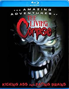 The Amazing Adventures Of The Living Corpse BD [Blu-ray]