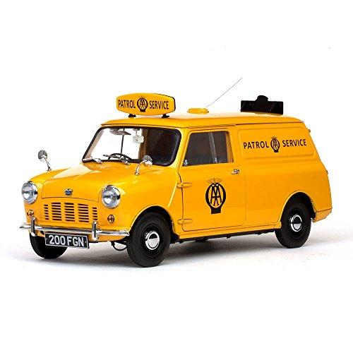 1/12 オースチン Mini-AA パトロール バン 1963(イエロー) 5318