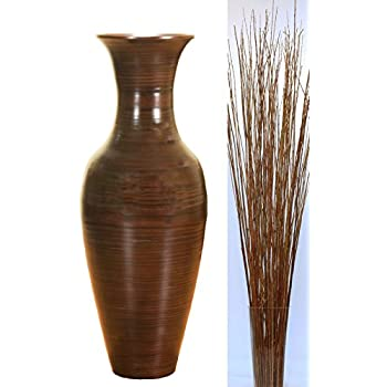 Amazon Shopping The Globe Egret Lacquer Floor Vase 36 Inch