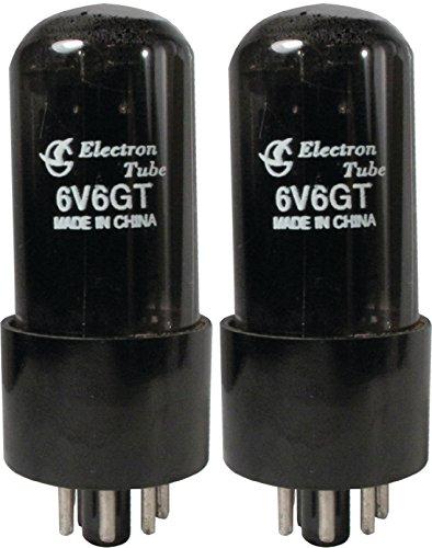6V6GT / 6V6 Power Vacuum Tube, Matched Pair (Best 6v6 Power Tubes)