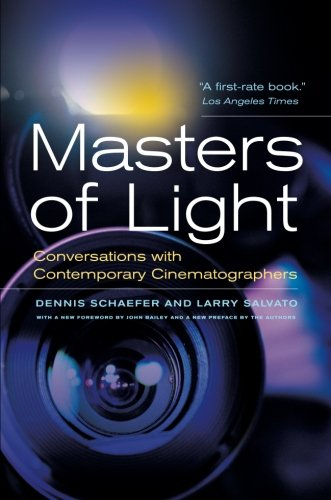 Pdf Entertainment Masters of Light: Conversations with Contemporary Cinematographers