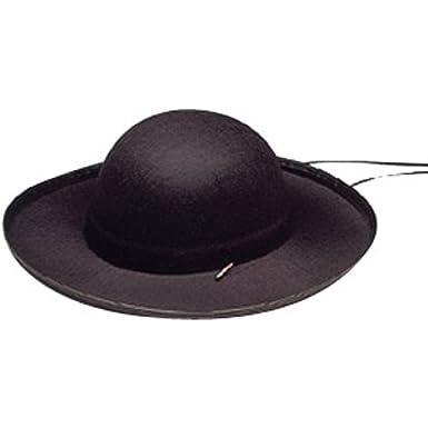 Amazon.com: padre Sacerdote Traje Sombrero de adultos ...