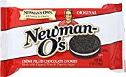 Newman's Own Original Creme Filled Chocolate Cookies,