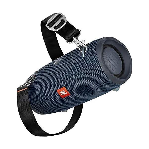 JBL Xtreme 2 - enceinte Bluetooth Portable - Waterproof Ipx7 - Autonomie 15 Hrs & Port Usb - Sangle de Transport Incluse - Bleu 3