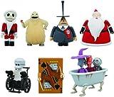 Medicom The Nightmare Before Christmas Deluxe 10-Piece Kubrick Box Set