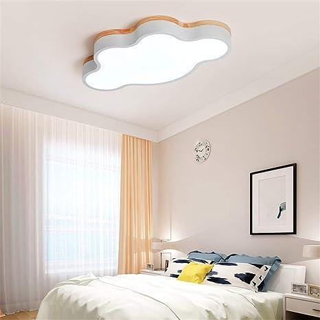 Luz de techo de atenuación continua para niños,leños ...