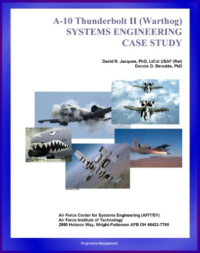 A-10 Thunderbolt II (Warthog) Systems Engineering Case Study - Close Air Support (CAS) ()