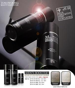 KOREAN COSMETICS, TOSOWOONG_ Men s Booster 2-piece set. Men s Booster Skin 150ml Men s Booster Emulsion 150ml whitening anti-wrinkle functional, elastic, moisturizing 001KR