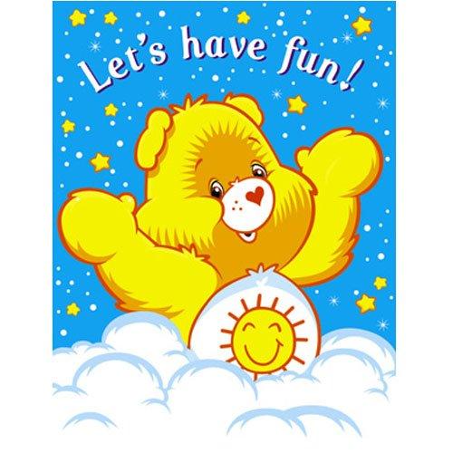 Care Bears Invitations - 8 Count Care Bear Invitations