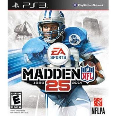 Price comparison product image Madden Nfl 25 Ps3
