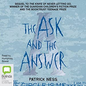 The Ask and the Answer Audiobook