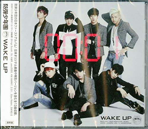 BTS- WAKE UP(통상반)