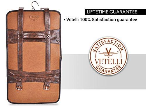 Vetelli Men s Hanging Toilet   Toiletry Bag - Dopp Kit, Wash Bag   Travel  Accessories Bag One Size Brown. - Buy Online in UAE.   Luggage Products in  the UAE ... 492d3c3b90