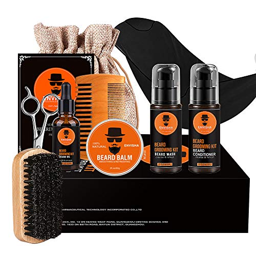 Beard Grooming Kit Men Leave