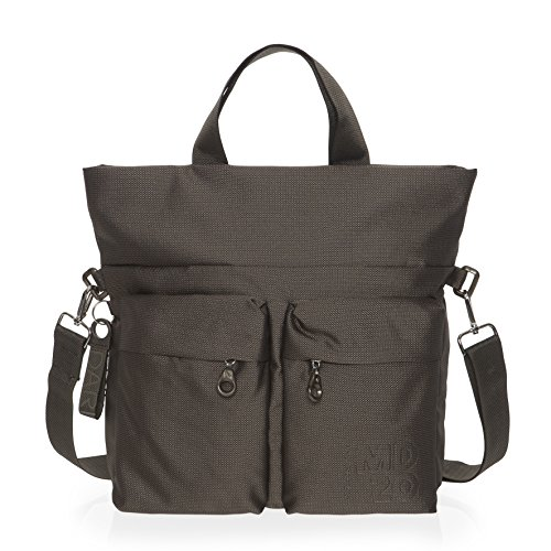 Mandarina Duck MD20 Bolso shopping marrón