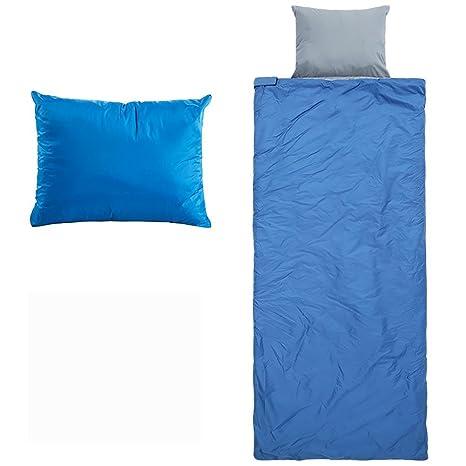 MIAO al aire libre interior portátil individual puede ser Stitched Down plumas adulto saco de dormir