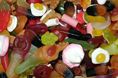 Jelly Gummy & Haribo Pick n Mix 500g