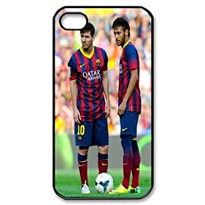 High Quality Phone Back Case Pattern Design 9Football Star Neymar Series- For Iphone 4 4S case cover