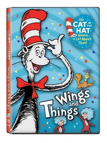 Cat in the Hat Knows a Lot About That! Wings & - The Online In Cat Watch The Hat