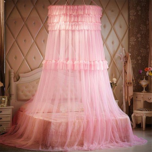 Pink Mosquito Net - 8
