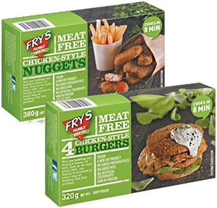 FRYS FAMILY FOODS HAMBURGUESAS & NUGGETS ...