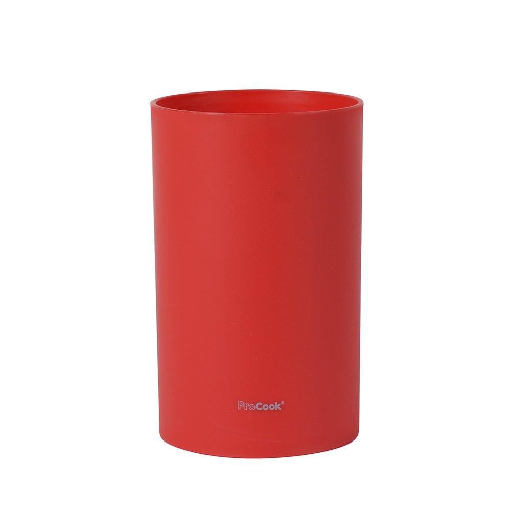ProCook Colourpro Utensil Pot Red