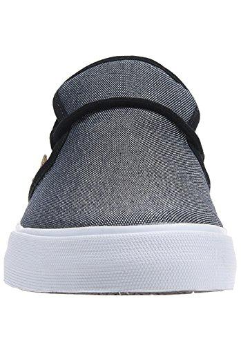 Bianco Cuba Shoes Nero Nero Supra w0xSqvPYw