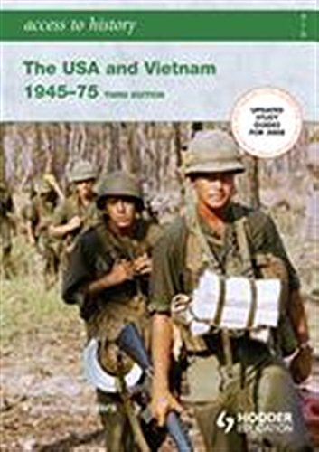 The USA & Vietnam 1945-75 (Access to History)