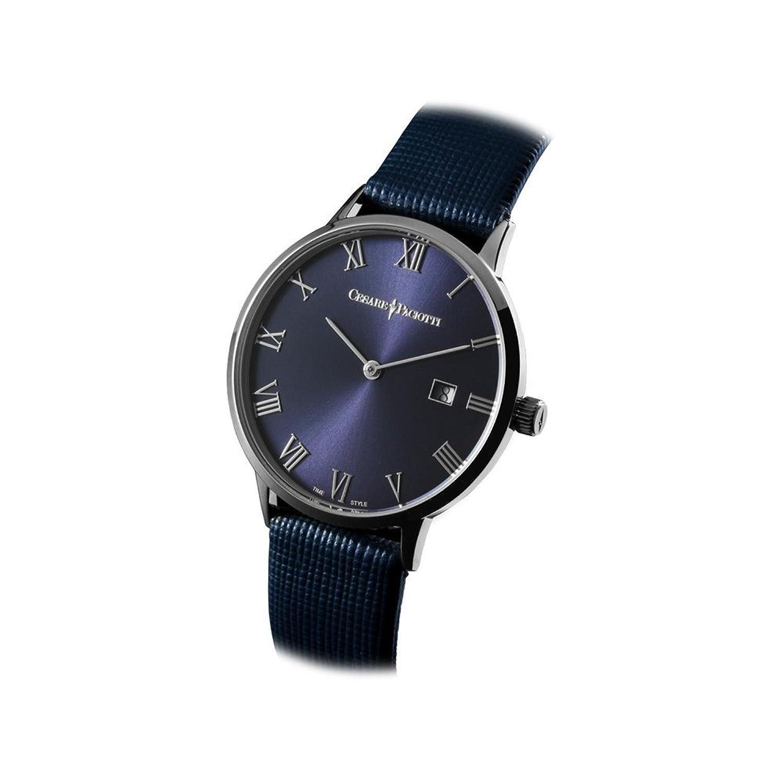 Uhr Cesare Paciotti Herren 38 mm tsst110 nur Zeit Armband Leder