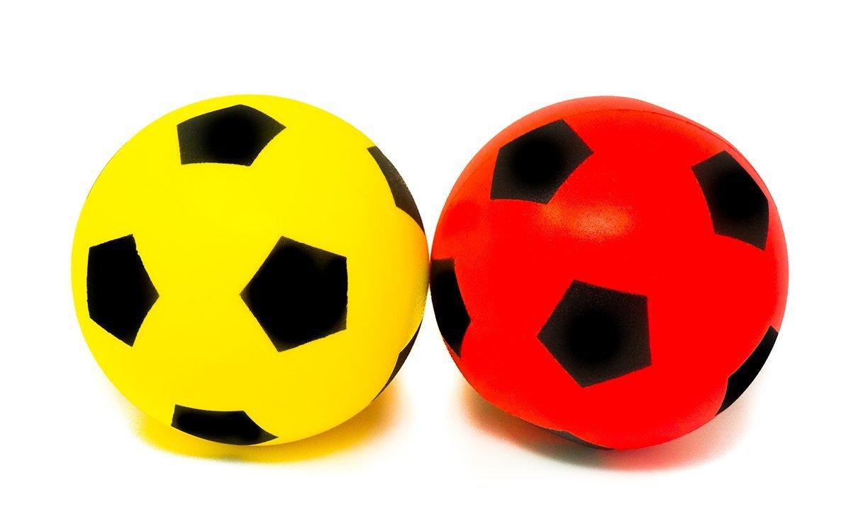 E-Deals suave espuma Esponja Interior Al aire libre fútbol balón ...