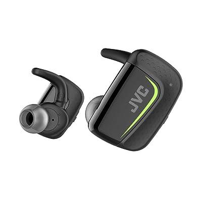 JVC completo inalámbrico Bluetooth auriculares ha-et900bt-b (negro) 【 Japón productos domésticos Genuine 】 【 barcos de Japón 】