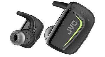 JVC completo inalámbrico Bluetooth auriculares ha-et900bt-b (negro) 【 Japón productos